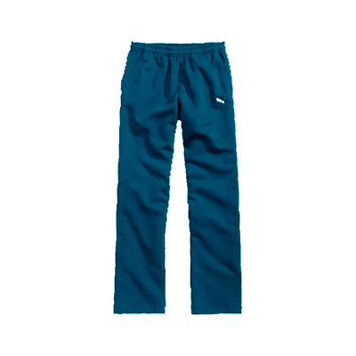 Kids Poly Knitted Pant dark denim,